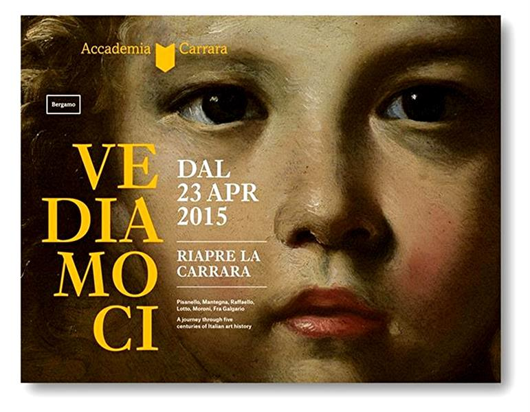 Riapre l'Accademia Carrara